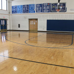 Gym Floor Refinishing Carbondale, IL