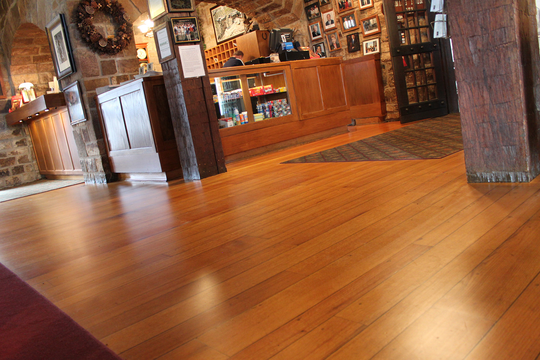 Southern Illinois Hardwood Floor Refinishing Fabulous Hardwood Floors - Reseal wood floor